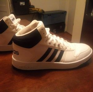 Addidas Hoop 2 Mid Men Shoe